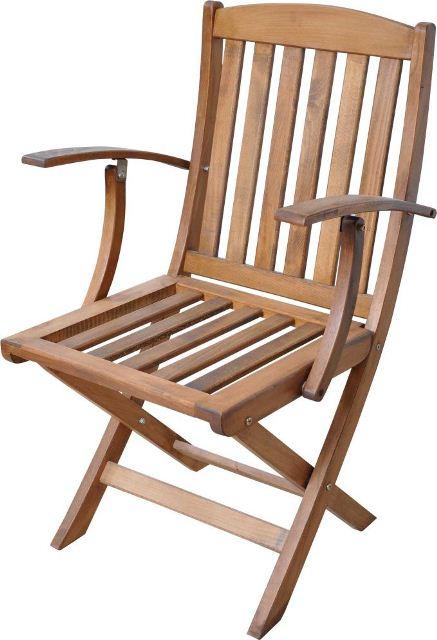 Gürgen Kollu Bahçe sandalyesi