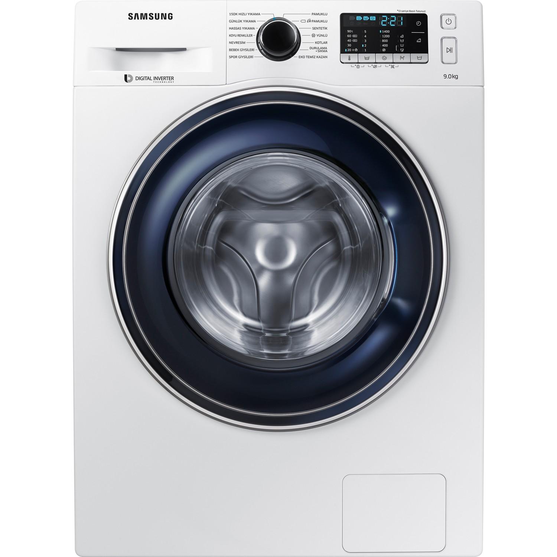 SAMSUNG WW90J5475FW / AH A +++ Enerji Sınıfı 9Kg 1400 Devirli Çamaşır Makinesi