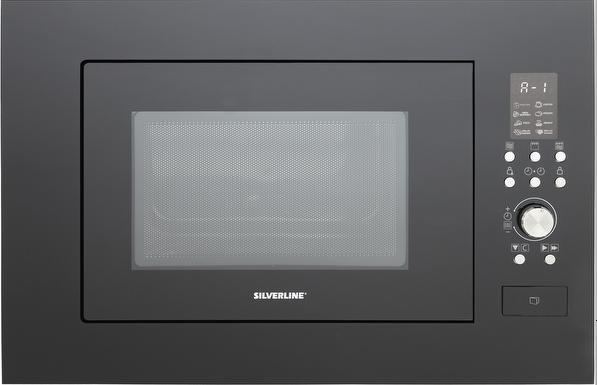 Silverline MW9018B01 Ankastre Mikrodalga